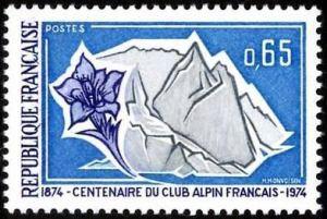 Centenaire du club alpin français