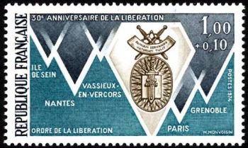 30ème anniversaire de la libération