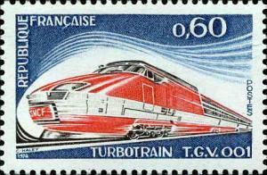 Turbotrain TGV 001