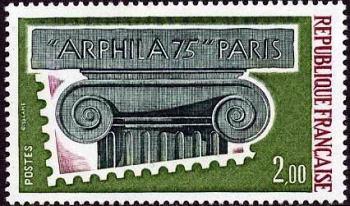 Arphila 75 Paris « Chapiteau »