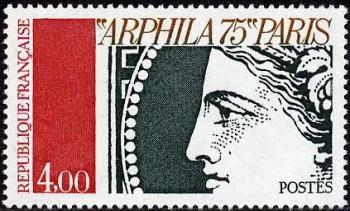 Arphila 75 Paris « Cérès »