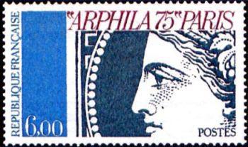 Arphila 75 Paris