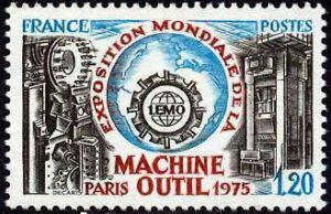 Exposition mondiale de la machine-outil