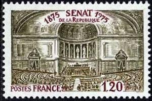 Centenaire du Sénat de la république