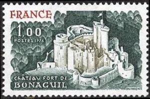 Chateau fort de Bonaguil
