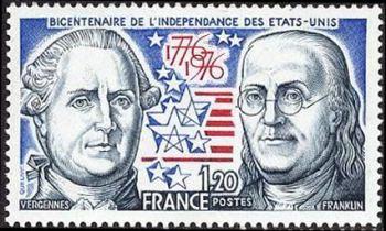 Bicentenaire de l'indépendance des Etats-Unis
