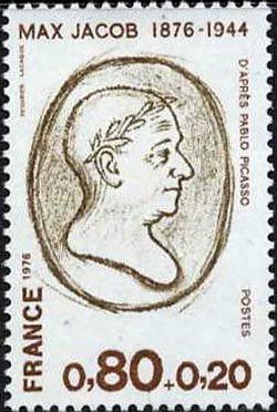 Max Jacob (1876-1944) poète et romancier