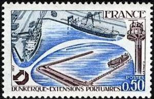 Extensions portuaires de Dunkerque
