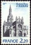 timbre N° 2134, Basilique Sainte-Anne d'Auray