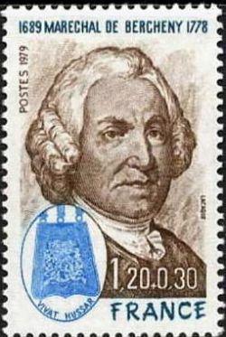 Ladislas de Bercheny (1689-1778) militaire hongrois