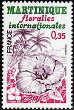 Floralies internationales de la Martinique