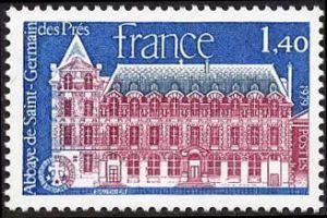 Abbaye de Saint-Germain-des-prés