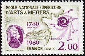200ème anniversaire de l'école nationale supérieure d'Arts et Métiers