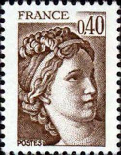 Sabine 0F40 brun foncé