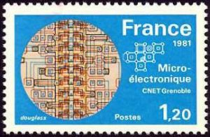 La microélectronique du C N E T