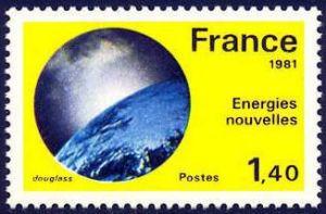 Energies nouvelles ( dialogue stylisé entre la terre et la soleil)