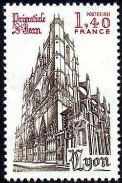Cathédrale Saint-Jean de Lyon «primatiale des Gaules»