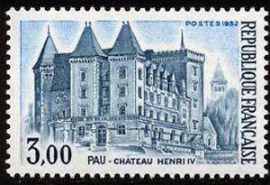 Pau chateau Henri IV