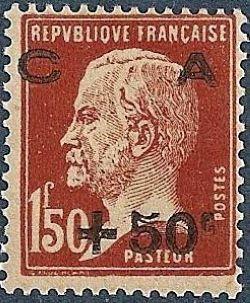 Pasteur - au profit de la Caisse d'Amortissement