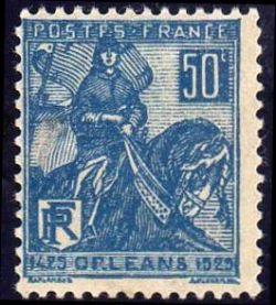 Jeanne D'Arc (1412-1431) 5éme centenaire de la délivrance d'Orléans