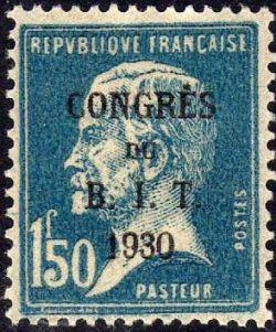 Pasteur - Congrès du B.I.T