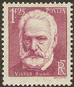 Victor Hugo (1802-1885) poète, dramaturge