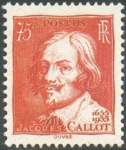 Jacques Callot (1592-1635) dessinateur et graveur