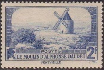 Alphonse Daudet (1840-1897) écrivain et auteur dramatique français.