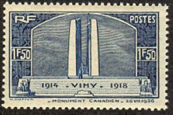Vimy Monument canadien