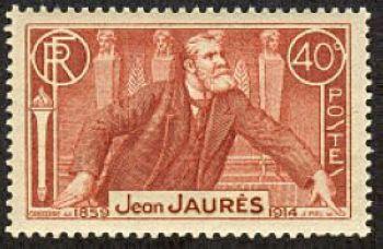 Jean Jaurès (1859-1914) figure emblématique du socialisme français