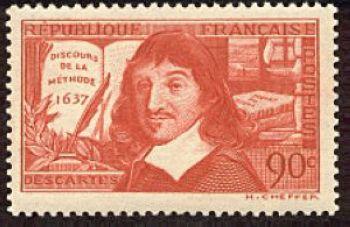 René Descartes (1596-1650) philosophe, scientifique et mathématicien