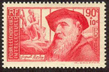 Auguste Rodin (1840-1917) et le «Penseur»