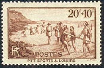 P T T sports et loisirs - jeux de plage