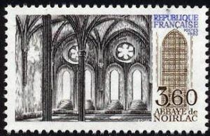 Abbaye de Noirlac Bruère Allichamps (Cher)