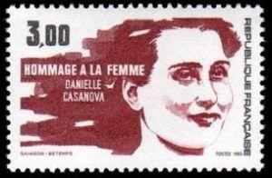 Danielle Casanova - Hommage à la femme