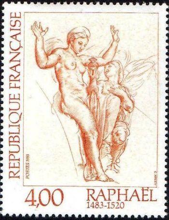 Raphaël «Vénus et Psyché»
