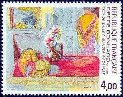 Pierre Bonnard (1867-1947)  «Coin de salle à manger au Cannet»