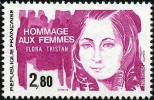 Flora Tristan - Hommage aux femmes