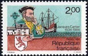 Jacques Cartier, navigateur, explorateur
