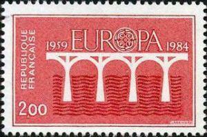Europa - 25èmeanniversaire de la C.E.P.T
