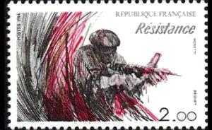 Résitance - 40èm anniversaire de la libération