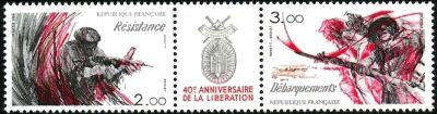 40ème anniversaire de la libération