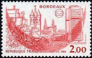 57ème congrès national de la fédération des sociétés philatéliques françaises à Bordeaux