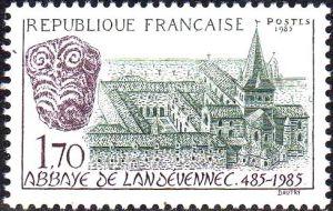 Abbaye de Landévennec (1500èm anniversaire)