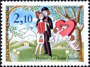 Peynet - La Saint-Valentin