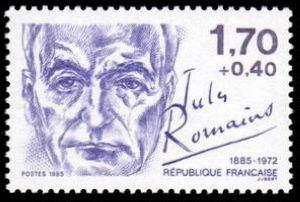 Jules Romains (1885-1972) écrivain