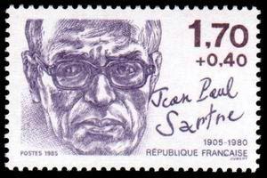 Jean-Paul Sartre (1905-1980) écrivain