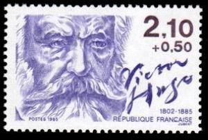 Victor Hugo (1802-1885) écrivain