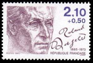 Roland Dorgelès (1885-1973) écrivain