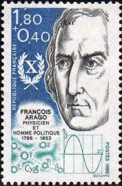 François Arago (1786-1853) physicien